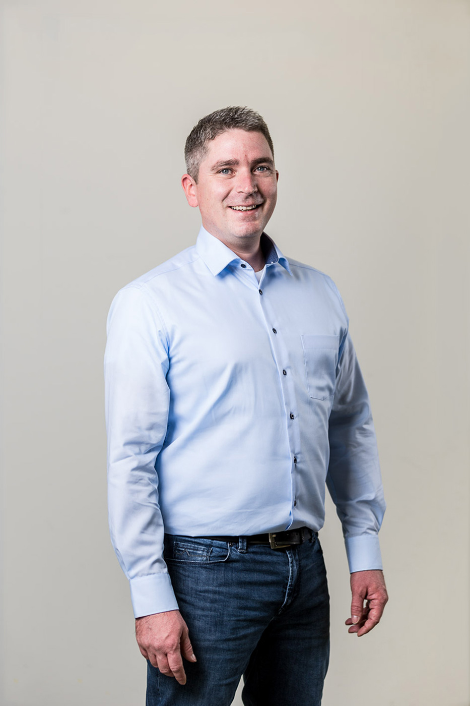 Dirk Freudig, Gründer und Geschäftsführer der AGE
