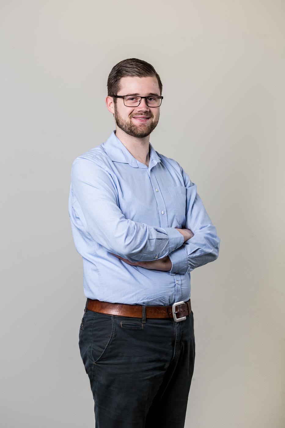 Simon Stegmüller, Elektrotechniker