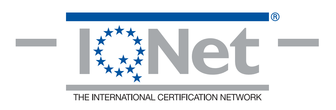 Zertifkat nach IQ NET -hoechste Norm Schweiz